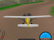 Plane Race Game