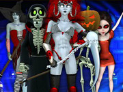 Halloween Conquest 3D Game