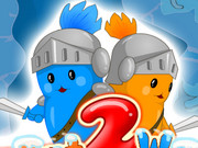 Twin Cat Warrior 2 Game
