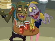 Zombie Burger Game