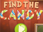 Find the Candy Game