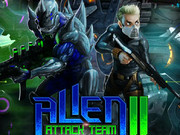 Alien Attack Team 2 Game