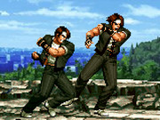 The King of Fighters Death Match Game