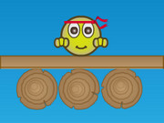 Roly-Poly Cannon Game