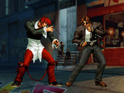 The King of Fighters XI Game