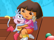Dora Saves Boots Game
