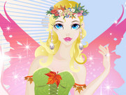 Fairy Makeup Lily Game