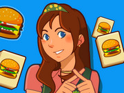 Mahjong Burger Game