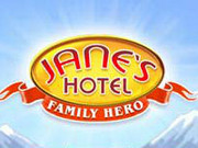 Jane's Hotel - Family Hero Game