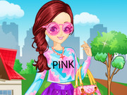 Ella Pretty in Pink Game