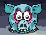 Piggy Wiggy 4: Zombie Edition Game