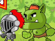 Knight and Troll Game