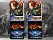 Street Fighter vs The King of Fighters Game